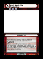 Black Skull: The Pirate Ship - Custom Card