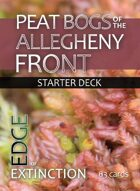 Peat Bogs of the Allegheny Front Starter Deck