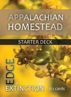 Appalachian Homestead Starter Deck