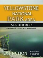 Yellowstone National Park Area Starter Deck