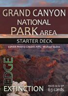 Grand Canyon National Park Area Starter Deck