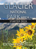 Glacier National Park Area Starter Deck