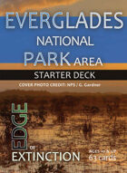 Everglades National Park Area Starter Deck