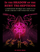 In the Shadow of the Ruby Tri-Septicon: A Free Dungeon World Tribute to Rush Lyricist & Drummer Neil Peart