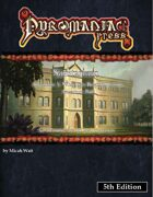 Sanitarium - Adventure 4 What Lies Beyond Reason - 5th Edition