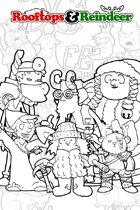 Rooftops & Reindeer: The Christmas RPG