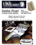 Sakbe Road Foamcore Kit