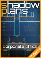 Shadowplans - Corporate Office (5 Floors)