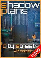 Shadowplans - City Streets