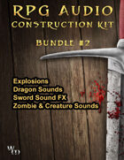 RPG Audio Construction Kit Bundle #2