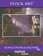 Stock Art: Dungeon Background #1