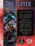 The Slayer: D&D 5e Class