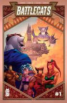 Battlecats Vol. 3 #1