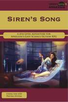 Siren's Song: A 4th Level Aphelion's Gate RPG Adventure