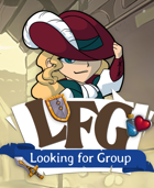 LFG - Looking For Group