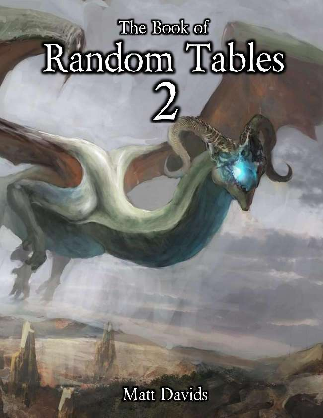 The Book of Random Tables 2
