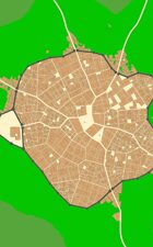Ivywood City Map
