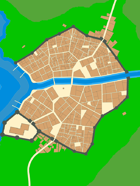 Dovenwold City Map