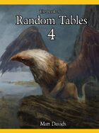 The Book of Random Tables 4