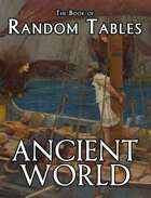 The Book of Random Tables: Ancient World