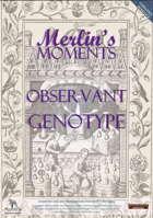 Observant Genotype (Versatile Heritage)