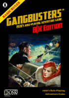 Gangbusters B/X version
