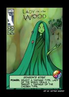 The Cauldron - Lady of the Wood hero deck