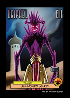 The Cauldron Experimental - Oriphel villain deck