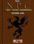 NPC (Non Player Compendium): Volume 1