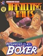 THRILLING TALES: Advanced Class-BOXER