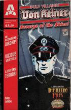 Thrilling Tales 2e: Pulp Villains - Von Keiner