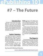 ePublishing 101 (#7) - The Future