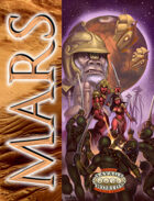 MARS - Savage Worlds Sword-and-Planet Print Bundle [BUNDLE]