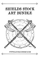 Shields Stock Art