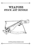 Weapons Stock Art