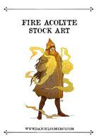 Fire Acholite Stock Art