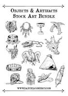 Magic objects and artifacts Stock Art Bundle