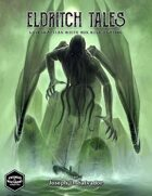 Eldritch Tales: Lovecraftian White Box Role-Playing