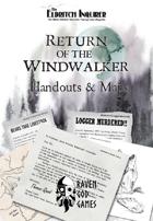 Eldritch Inquirer: Return of the Windwalker Handouts