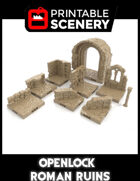 OpenLOCK Roman Ruins