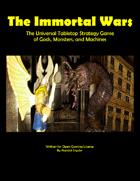 The Immortal Wars