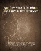 Random Solo Adventure: The Cave & the Treasure