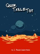 QuikTableTop - fast figure gaming with any model and genre!