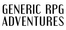 Generic Adventures