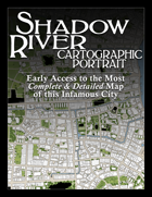 Uresia: Shadow River Cartographic Portrait (Early Access)