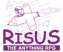 Risus: The Anything RPG