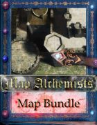 Map alchemist super fantasy map bundle [BUNDLE]