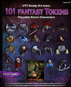 101 fantasy characters Playable Races