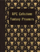 NPC Collection: Fantasy Prisoners