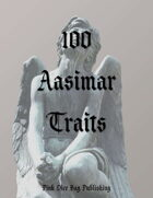 100 Aasimar Traits